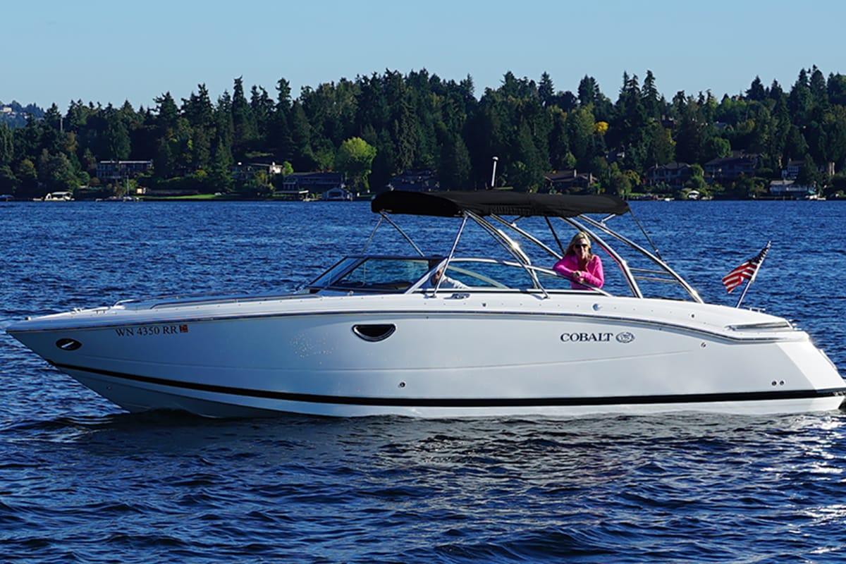 Leslie Wolgamott Boat