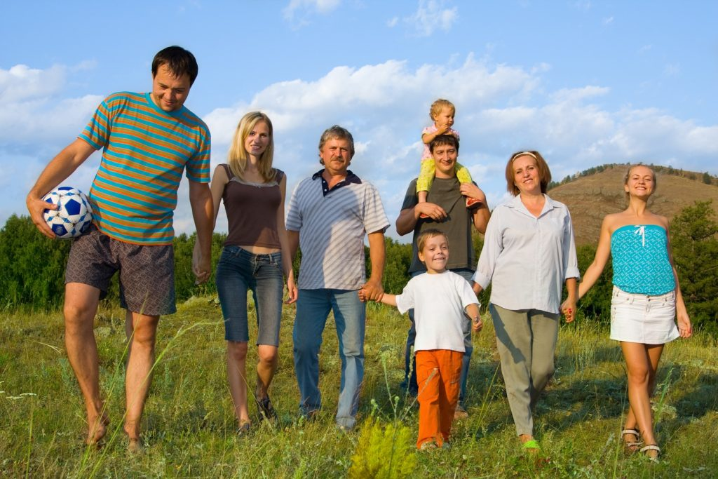 blended familiy