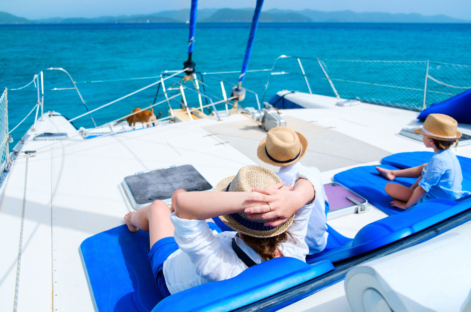 Why You Should Make Boating a Family Affair Year Round