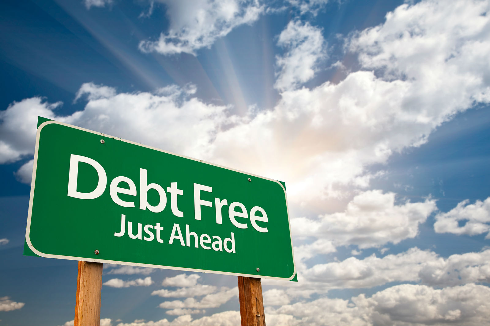 Free Yourself From Debt! 4 Ways To Get Debt-Free In No Time